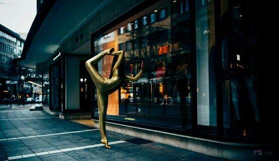 Gymnastics Photoshoot in Frankfurt
