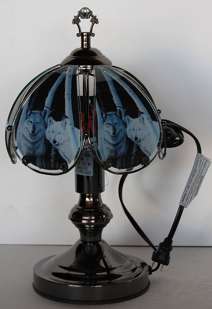 """14"""" Touch Table Lamp"""