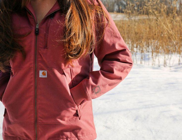 Carhartt Women's Quick Duck Jefferson Jacket