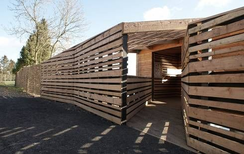 Birdwatching in Scotland. Awardwinning project by Icosis Architects. Livegreen Blog