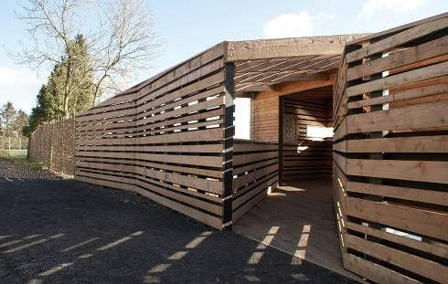 Birdwatching in Scotland. Awardwinning project by Icosis Architects. Livegreen Blog