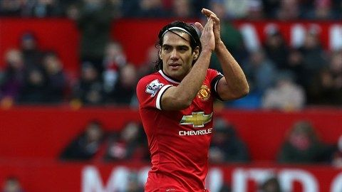 Falcao de regreso al Mónaco - El sitio web oficial del Manchester United
