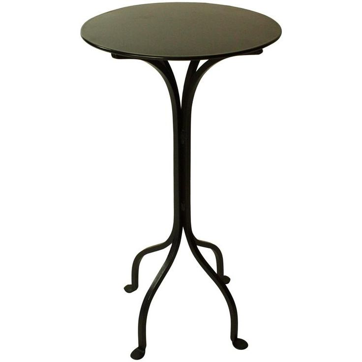 Iron Drinks Table