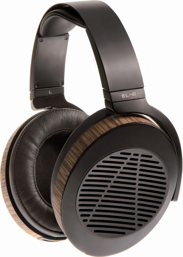 Audeze EL-8 (Open-back). Amazing Audeze sound for everyday listening. Designed by BMW DesignWorks USA, the EL-8 Open-back headphones are stylish and comfortable.