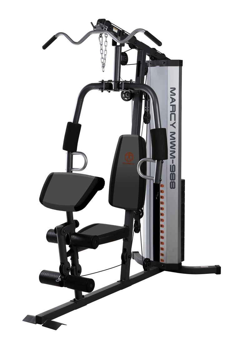 Marcy Multifunction Steel Home Gym 150lb Stack MWM988