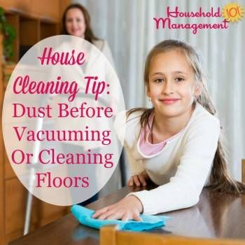 cleaning household tips tough problems view
