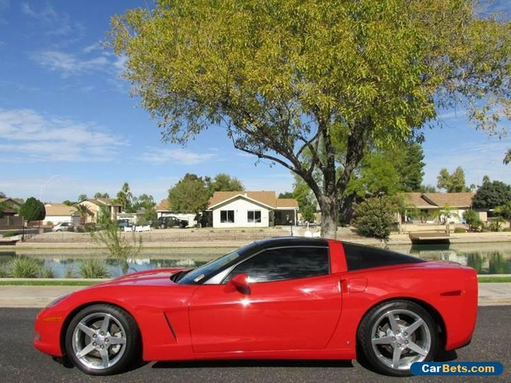 2006 Chevrolet Corvette Base Coupe 2-Door #chevrolet #corvette #forsale #unitedstates