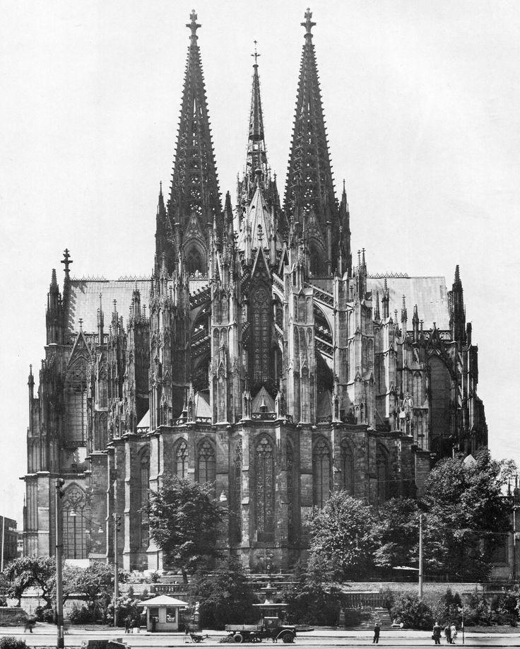 Dom, Köln 1248-1880