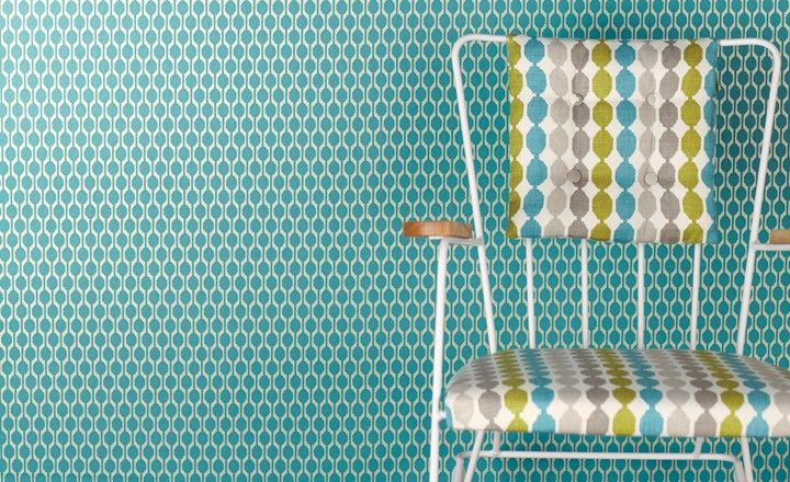 Fougere Wallpaper Collection (source Romo) / Wallpaper Australia / The Ivory Tower