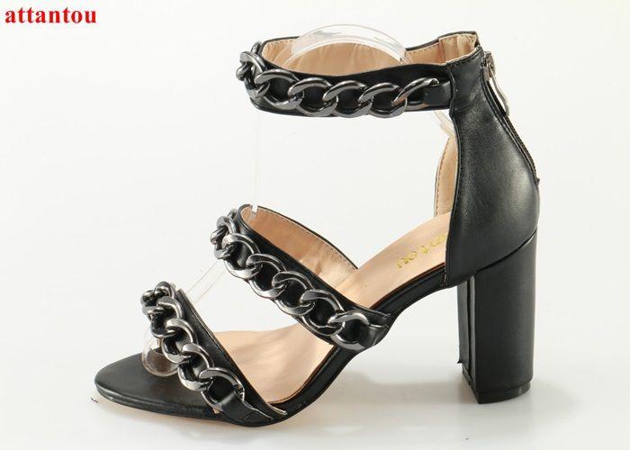 chaussures Summer Fashion doux tissu Sandales Fish Mouth Strap iwdrf0ss