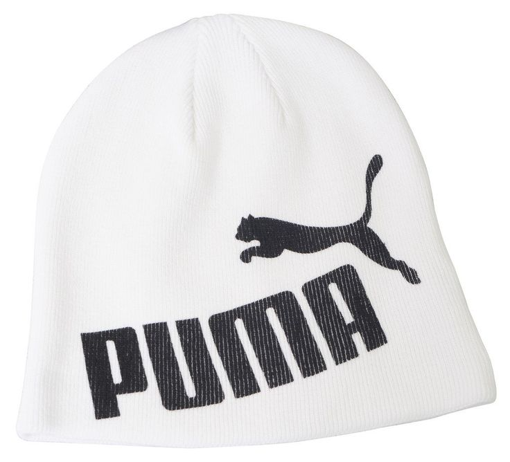 Benefit from an excellent snug fit with one of these great value womens cat no.1 golf beanie hats by Puma!