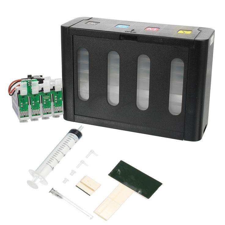 Sistema de tinta continua de lujo para WF-2650 2660 WF-2750 WF-2760 Tinta 16 / 16XL 2 estándar