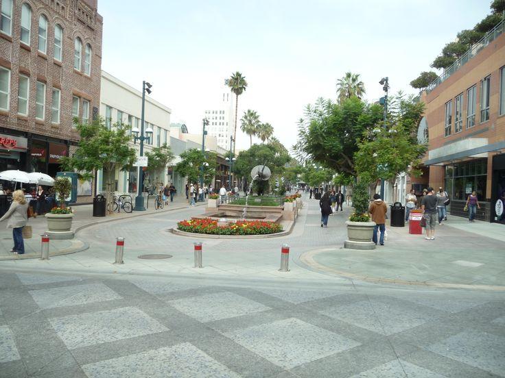 Santa Monica pero no la de Caracas