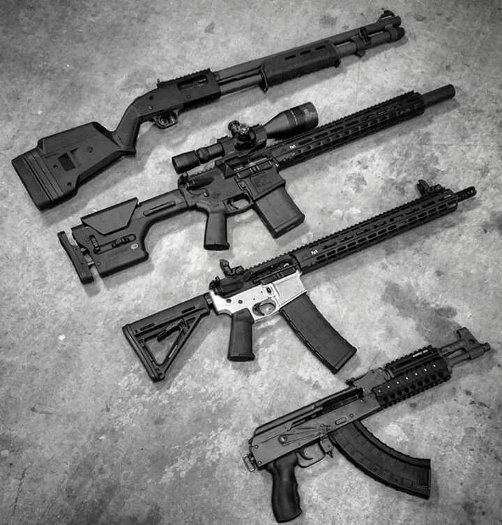 So much magpul