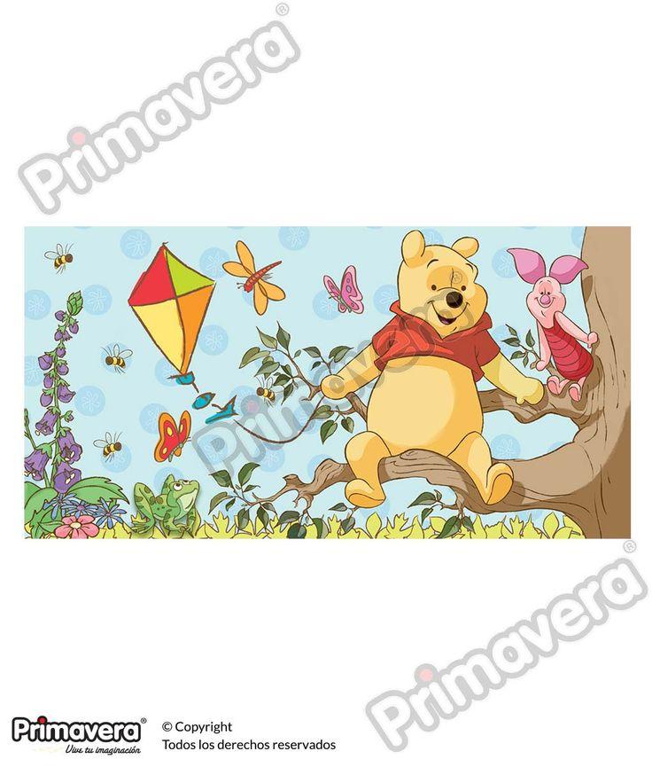 Lluvia de Sobres Winnie Pooh http://envoltura.papelesprimavera.com/product/sobre-personajes-nina-winnie-pooh-2/