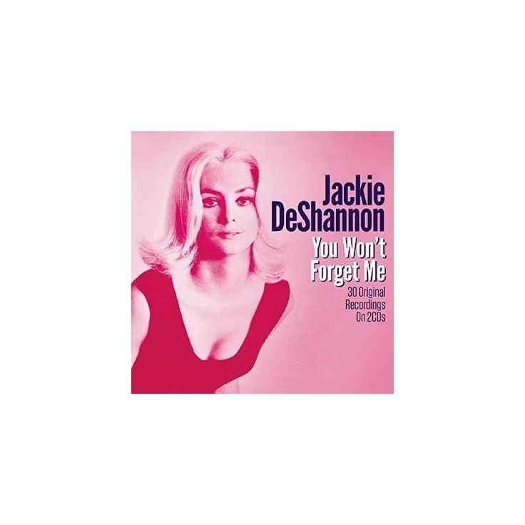 Jackie Deshannon - You Won't Forget Me (CD)