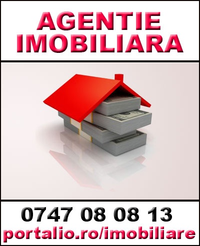 Agentie imobiliara: 0747 08 08 13 http://portalio.ro/imobiliare/
