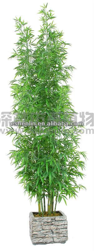 130-in large artificial bamboo tree for sale