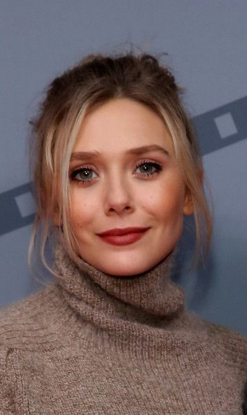 Elizabeth Olsen Photos - SCAD Presents 18th Annual Savannah Film Festival - Closing Night Screening of 'I Saw the Light' and Awards Presentation - Zimbio