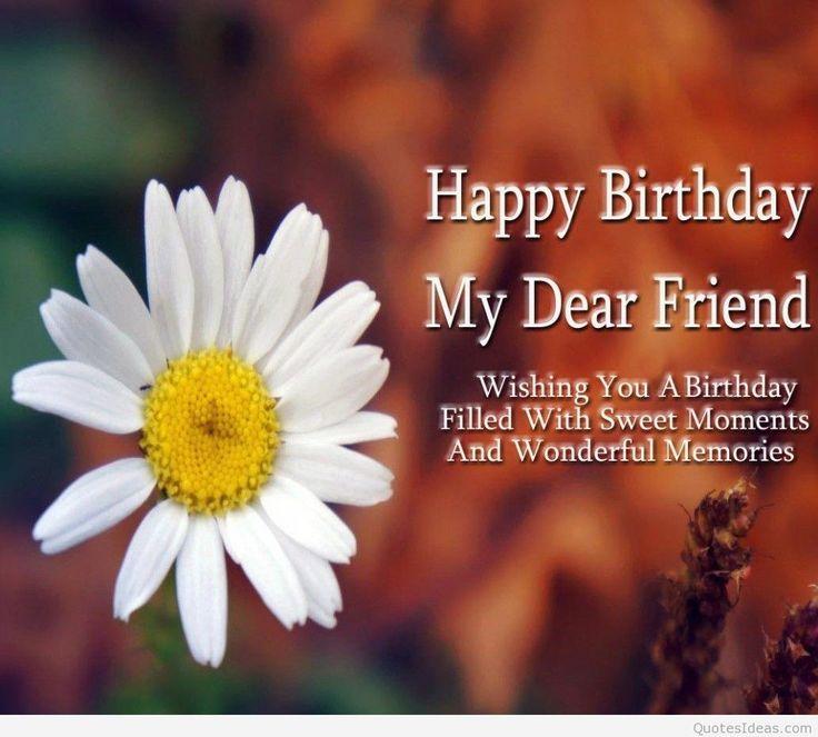 106 Best Happy Birthday Quotes Images On Pinterest Cards Wishing You A Happy Birthday Quotes