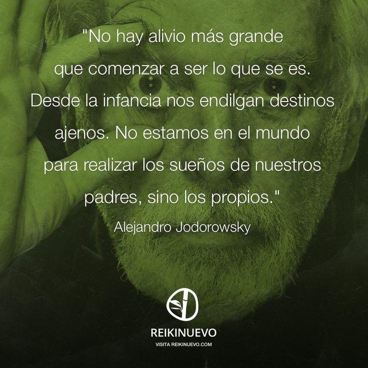 Alejandro Jodorowsky: Nuestros propios sueños http://reikinuevo.com/alejandro-jodorowsky-nuestros-propios-suenos/