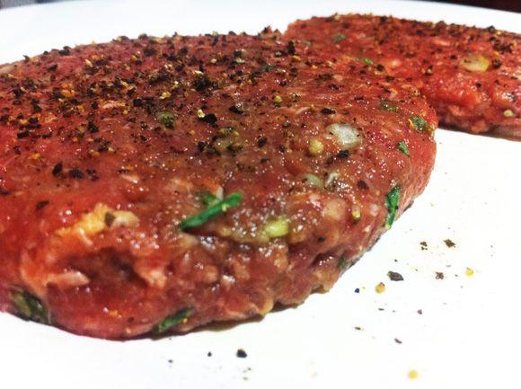 Hambúrguer Caseiro Bovino