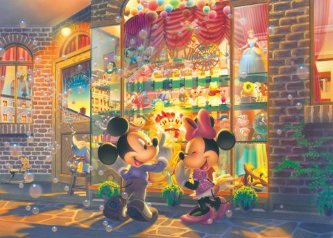 Here are the list of 1000 pcs Tenyo Disney puzzles you can choose. Description from segalaadashop.wordpress.com. I searched for this on bing.com/images