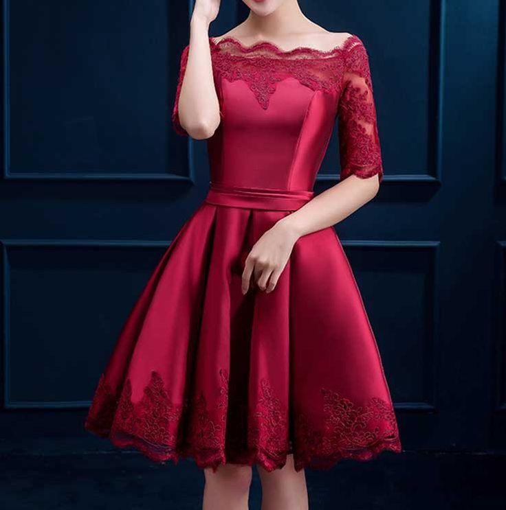 #1677 Lace Dress
