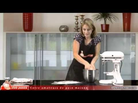 Pâte à pizza, recette pâte pizza italienne rapide - YouTube