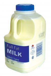 12 uses for used plastic milk bottles