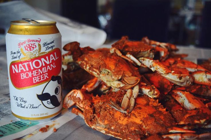 24 Things you must eat in Baltimore.  I've been here almost 20 years and haven't tried most of these!  Better get busy (minus the beer and the coffee...)