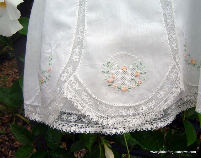 690 Best Heirloom Sewing Images On Pinterest Heirloom