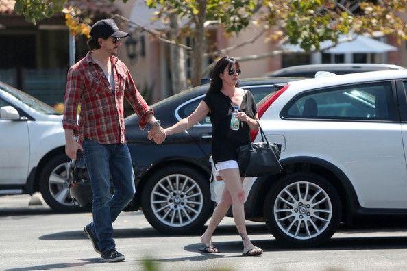 Shannen Doherty - Shannen Doherty and Kurt Iswarienko Get Lunch in Malibu