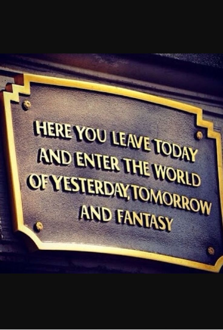 Quote Disneyland
