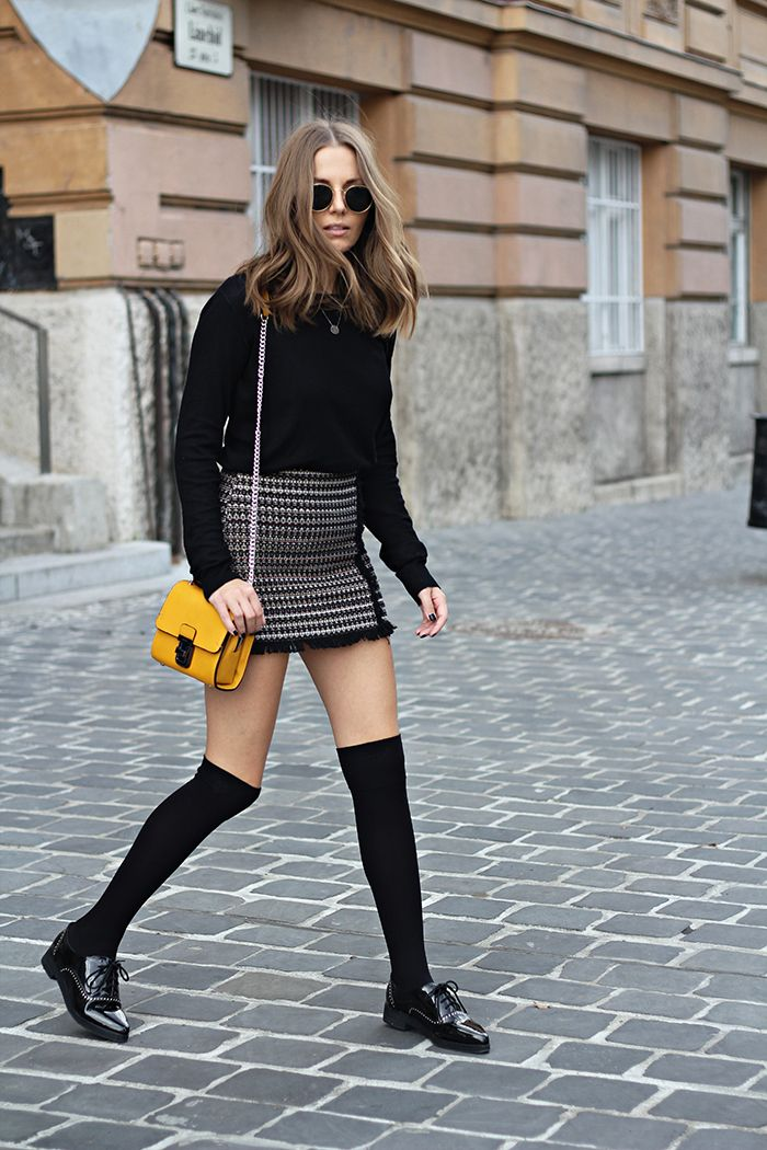 Fashion and style: Knee-high socks