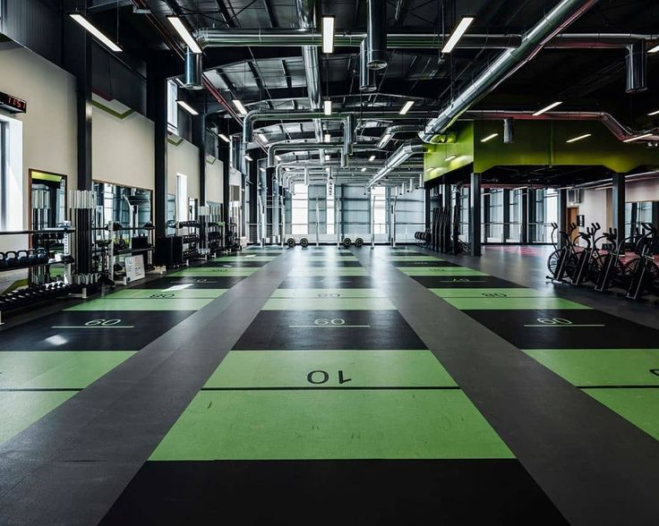 Taking Fitness To The Next Level At Max Aegle In The Uae Neoflex 800 Series Fitness Flooring Installed For Their C Floor Workouts Gym Design Sports Office