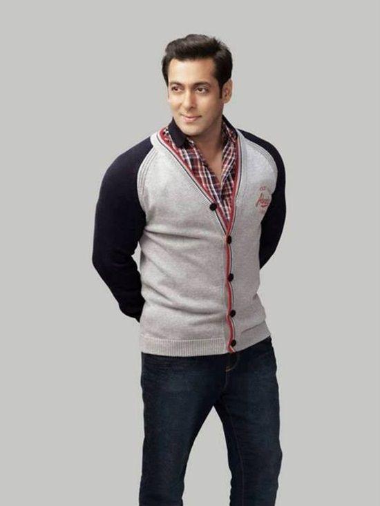Salman Khan Splash Photo shoot