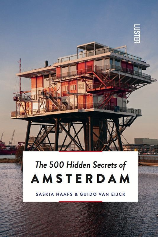 The sixth guidebook in the bestselling 500 Hidden Secrets collection, written by a local. What are the 5 best waterfront terraces? Where can you eat the best 'bitterballs'? What are the 5 most unusual