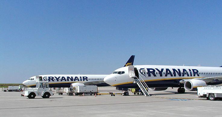 Mit Ryanair für zehn Euro in die USA  #10 Euro #Billig Airline #Billigflieger #Flüge in die USA #Highlight #Ryanair #USA