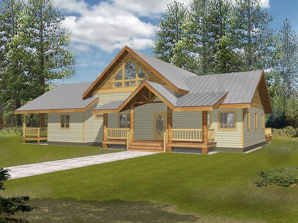 Rustic House Plans With Wrap Around Porches Photos