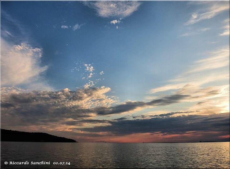 Nuvole da dipingere di Riccardo Sanchini