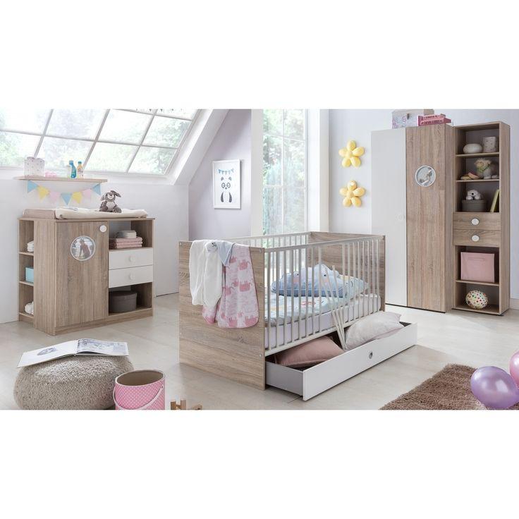 Die besten 25+ Babyzimmer günstig Ideen auf Pinterest - pinolino babyzimmer design