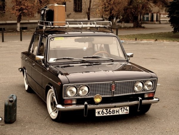 a whole Lada love