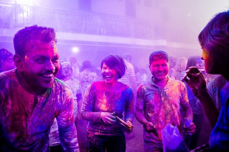 Kit and Caboodle play Holi with Dishoom! Our clear eye for detail, quality and innovation ensures we create unforgettable environments time and again.