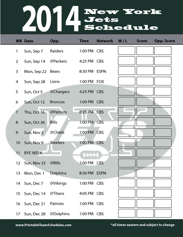 32 best 2014 nfl schedules images on pinterest nfl football football season and coney dog - Steelers schedule 2014 printable ...