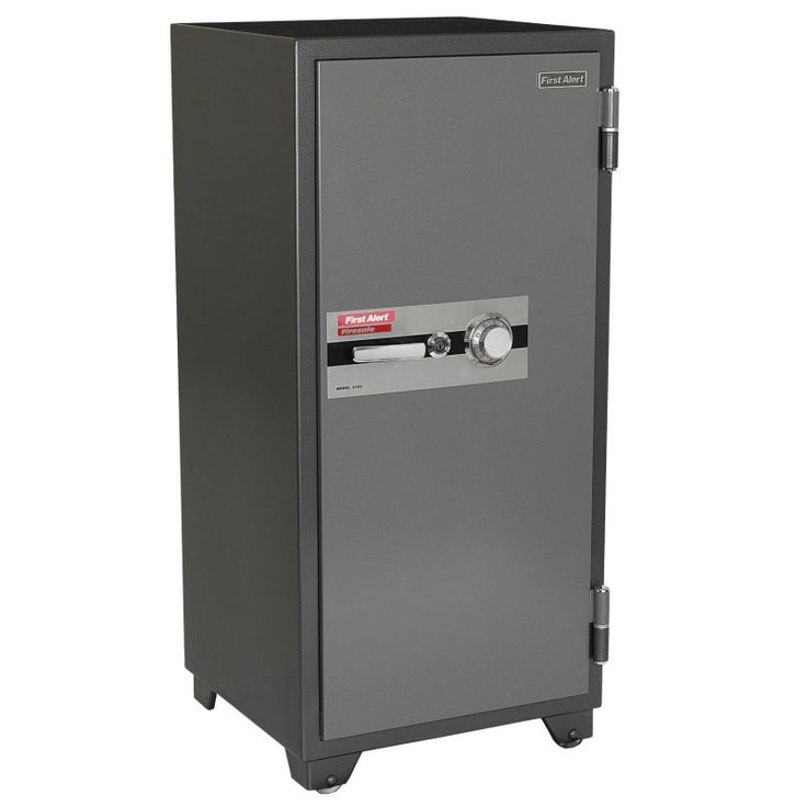 First Alert 2702F Fire and Anti-Theft Combination Safe - 2702F