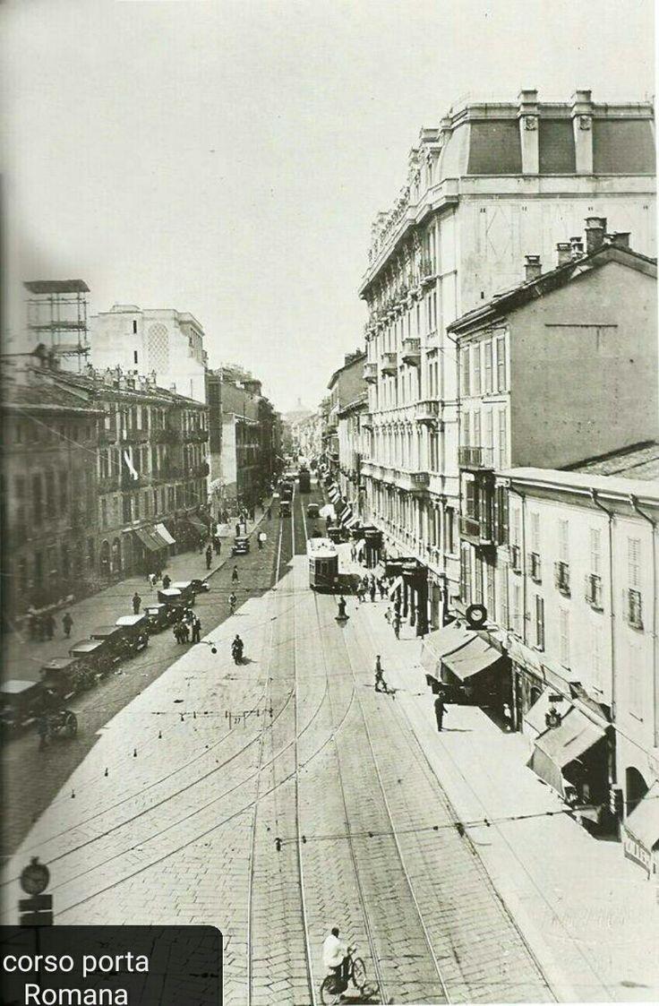 Corso Porta Romana
