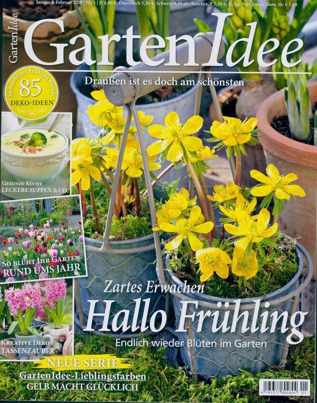 Gartenidee 1 2019 Hallo Fruhling Garten Ideen Garten Hallo Fruhling