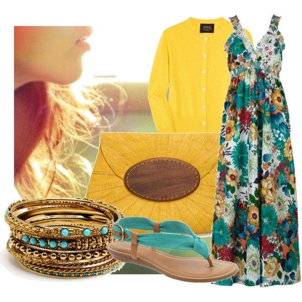 Beach formal