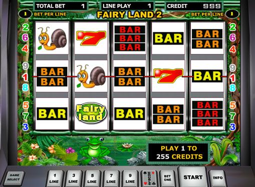 виртуальные игровые автоматы демо